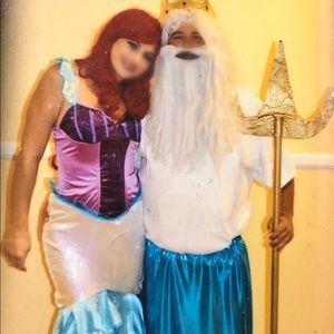 Other - Mermaid Costumes size S/M & Mens LG